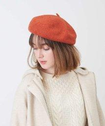 collex/【+2%あたたかい】メリノウール ころころ ベレー帽/502636891