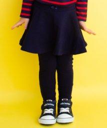 MIKI HOUSE HOT BISCUITS/10分丈シンプルスカッツ(80~110cm)/502621833