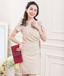 Lace Ladies/チューリップスリーブウエストリボンワンピース・ドレス/502628335