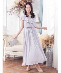 Lace Ladies/フリルマキシ丈ワンピース・ドレス/502628338