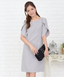 Lace Ladies/チューリップ袖ワンピース・ドレス/502628353