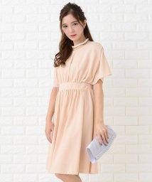 Lace Ladies/ハイウエストフレアシャーリングワンピース・ドレス/502628359