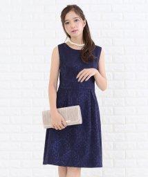 Lace Ladies/花柄ジャガード生地レースクラシックワンピース・ドレス/502628366