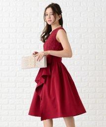 Lace Ladies/オーバースカート付3WAYレースワンピース・ドレス/502628394
