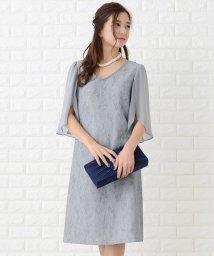 Lace Ladies/【選べる3タイプ】膝丈 刺繍レースワンピース・ドレス/502628507