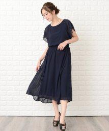 Lace Ladies/フリル袖フィッシュテールフォーマルワンピース・ドレス/502628581