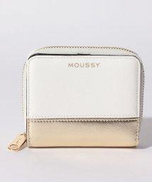 MOUSSY(BAG)/【MOUSSY】 SHINY MINI ROUND WALLET/502628769