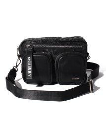 MOUSSY(BAG)/【MOUSSY】 NEW NYLON SHOULDER/502628772