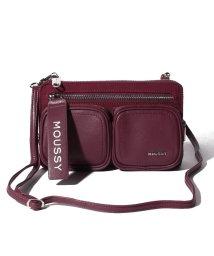 MOUSSY(BAG)/【MOUSSY】 NEW NYLON MINI SHOULDER/502628773
