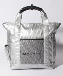 MOUSSY(BAG)/【MOUSSY】 LOGO NYLON 2WAY TOTE/502628779