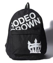 RODEO CROWNS(BAG)/【RODEO CROWNS】 LOGO BACK PACK BACK PACK/502628785