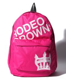 RODEO CROWNS(BAG)/【RODEO CROWNS】 LOGO BACK PACK BACK PACK/502628785