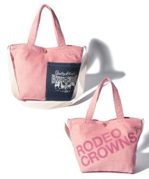 RODEO CROWNS(BAG)/【RODEO CROWNS】 CORDUROY SHOLDER BAG/502628787