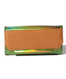 SLY(BAG)/【SLY】 MIRROR FLAP LONG WALLET/502628790