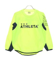 ATHLETA/アスレタ ATHLETA ジュニア サッカー/フットサル ウインド上下セット ピステスーツ 02318J/502636334
