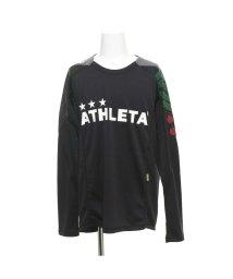 ATHLETA/アスレタ ATHLETA ジュニア サッカー/フットサル 長袖シャツ カラープラクティスシャツ 02317J/502636339