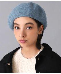 Settimissimo/ウールシンプルバスクベレー帽/502637018