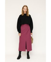 SLY/SHADOW LEO FRONT SLIT HW スカート/502637136