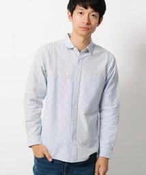 THE SHOP TK/【3L/WEB限定サイズ】切り替えデザインシャツ/502638364