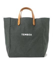 こどもビームス/TEMBEA × こども ビームス / 別注 マザートート ロゴ 2/502284706