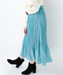 haco!/1枚でかわいいのはもちろん ワンピースとの重ね着にも便利なプリーツスカート/502621095