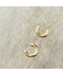 LOUISE DAMAS/LD CHA 5 Charlotte シャーロット hoop earrings フープ ピアス ゴールド レディース/502626243
