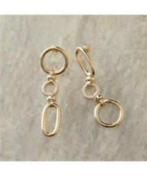 LOUISE DAMAS/LD CHA 4 Charlotte シャーロット Asymetric earrings アシンメトリー ピアス ゴールド レディース/502626247