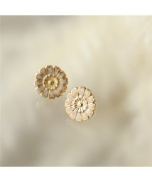 Loreak Mendian/LD HEN 4 Henriette アンリエット Small earrings フラワー ピアス ゴールド レディース/502626254