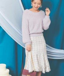 Noela/ツィードマーメイドスカート /502638329