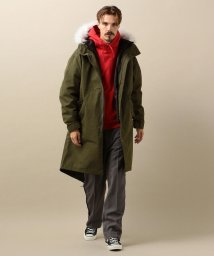 SHIPS MEN/【Begin1月号掲載】FRED PERRY: SHIPS別注 3WAY フィッシュテール モッズパーカー 19FW/502643404