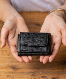 MURA/MURA ミニ財布 三つ折り レディース 本革 スキミング防止機能 財布/502644172