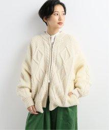 JOURNAL STANDARD/【CLANE/クラネ】 CABLE BOA KNIT JK:ニット/502644451