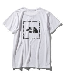 THE NORTH FACE/ノースフェイス/レディス/S/S BACKSIDE SQUARE LOGO TEE/502645054