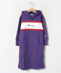 champion(kids)/【Champion】HOODED ONE PIECE/502616430