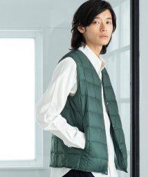 coen/TAION(タイオン)インナーダウンベスト/502634104
