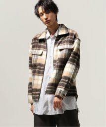 JOURNAL STANDARD/【Fox Knapp/フォックスナップ 】WOOL SHAGGY ZIP UP ブルゾン/502647572