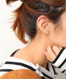 FRAMEWORK/≪予約≫【SASKIA DIEZ】WIRE EAR CUFF DOUBLE NO.1(ゴールド)2◆/502648287