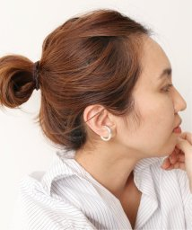 FRAMEWORK/≪予約≫【SASKIA DIEZ】 BOLD EAR CUFF NO.3 チュウ(シルバー)2◆/502648288
