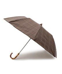 liflattie ships/Traditional Weatherwear:ブラウンタータンチェックフォールディング/502649384