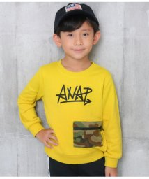ANAP KIDS/ポケット付トレーナー/502596467