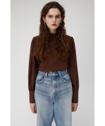 moussy/FALL COLOR PUFF SLEEVE トップス/502650816