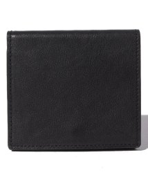 PATRICK STEPHAN/Leather wallet 'compact'/502629480