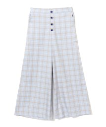 Ray BEAMS/sister jane / Catherine Wide Trousers/502588826