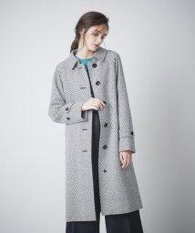 SANYO COAT/<Rain Wool>ウールカシミヤナイロンバルマカーンコート/502617892