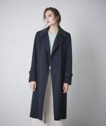 SANYO COAT/<Rain Wool>ウールカシミヤナイロンタイロッケンコート/502617899