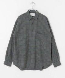URBAN RESEARCH Sonny Label/ガンクラブネルチェックシャツ/502653405