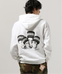 JOURNAL STANDARD/【RHCP×ICL×JS / レッドホットチリペッパーズ別注】FUNNY FACE パーカー/502653569