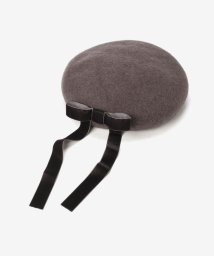MAJESTIC LEGON/リボンベレー帽/502420281