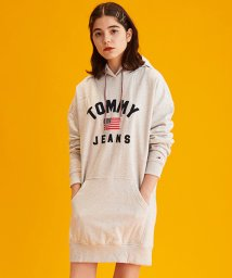 TOMMY JEANS/ロゴパーカーワンピース/502608514