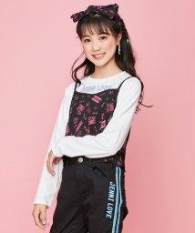 JENNI love/カチューム&ビスチェ&ロンTセット/502620825